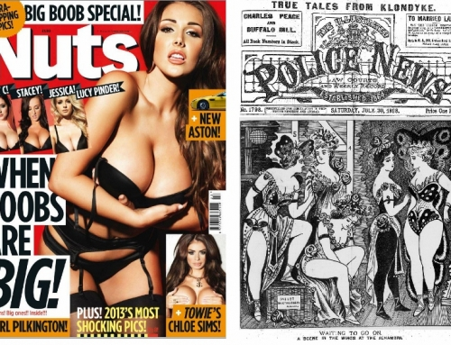 Nineteenth-Century Nuts: The Anatomy of a Victorian Lad's Mag (Part 1)